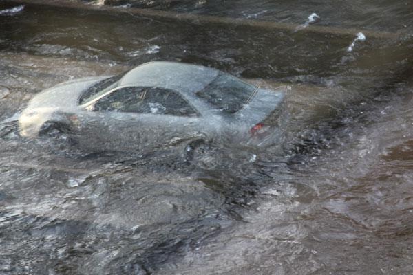 Corrib Flood