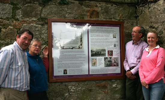 Lecky and Quaker Heritage Board